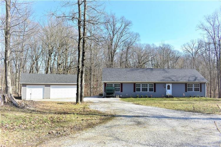 10870 Sunny Slope Drive Poland, IN 47868 | MLS 21696394 | photo 1