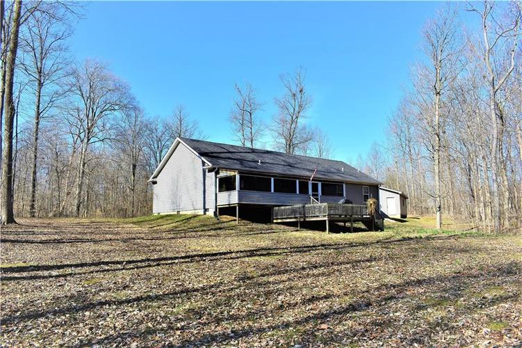 10870 Sunny Slope Drive Poland, IN 47868 | MLS 21696394 | photo 2
