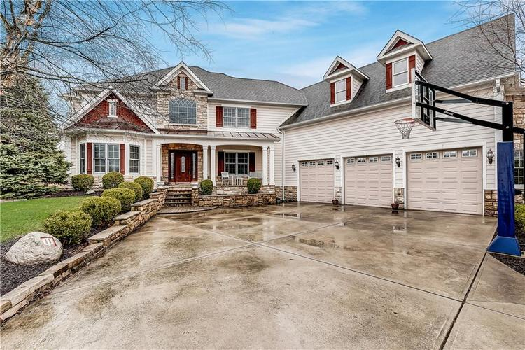 13407 Water Crest Drive Fishers, IN 46038 | MLS 21696423 | photo 1