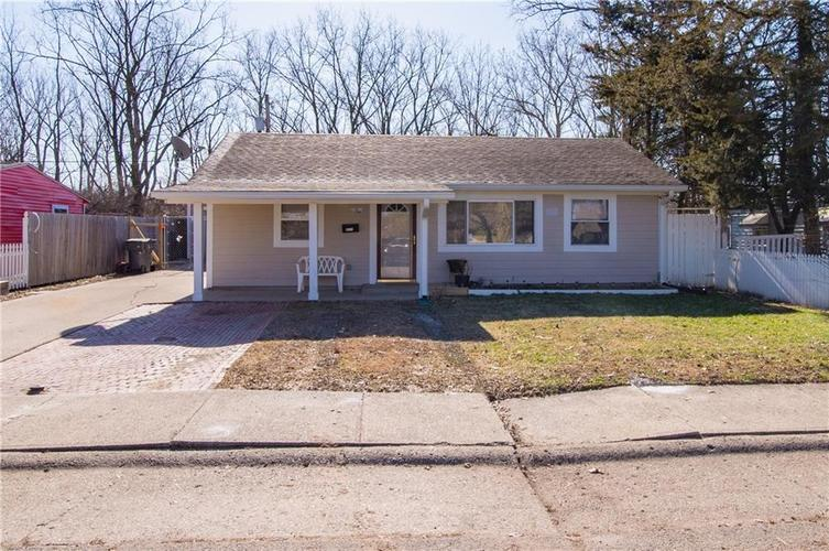 4719 RIBBLE Road Indianapolis IN 46218 | MLS 21696463 | photo 1