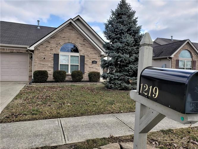 1219 Blue Bird Drive Indianapolis, IN 46231 | MLS 21696494 | photo 1