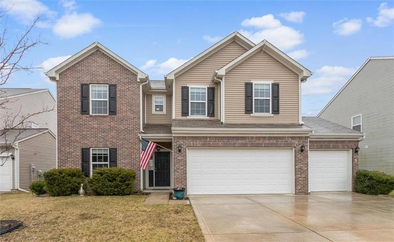 13975 Boulder Canyon Drive Fishers IN 46038   MLS 21696502   photo 1