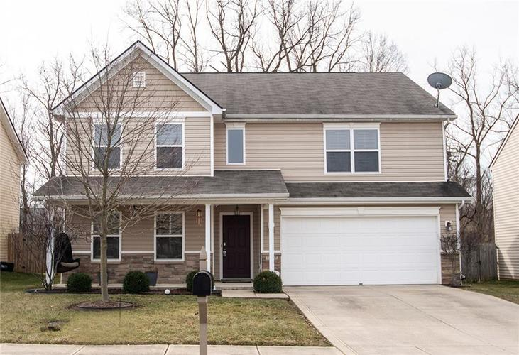 11437 High Grass Drive Indianapolis IN 46235 | MLS 21696551 | photo 1