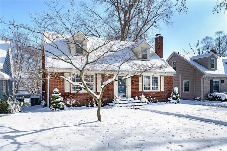 5873 Kingsley Drive Indianapolis IN 46220 | MLS 21696569 | photo 1