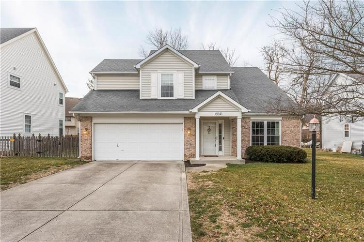 6841 Bretton Wood Drive Indianapolis IN 46268 | MLS 21696632 | photo 1