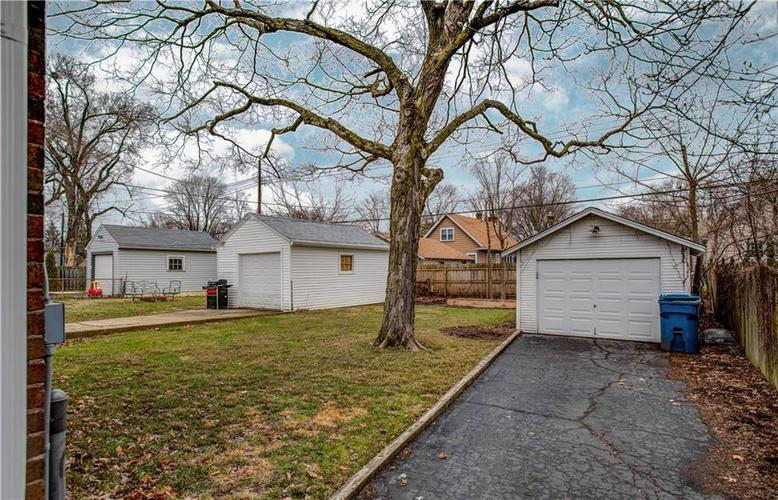 6125 Rosslyn Avenue Indianapolis, IN 46220 | MLS 21696835 | photo 23