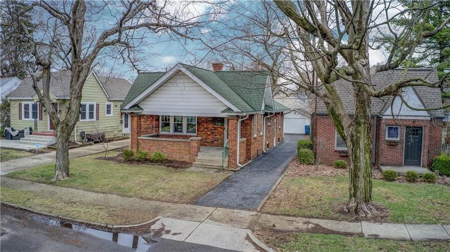 6125 Rosslyn Avenue Indianapolis, IN 46220 | MLS 21696835 | photo 29