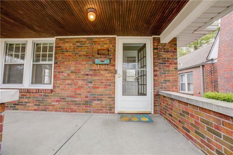6125 Rosslyn Avenue Indianapolis, IN 46220 | MLS 21696835 | photo 3