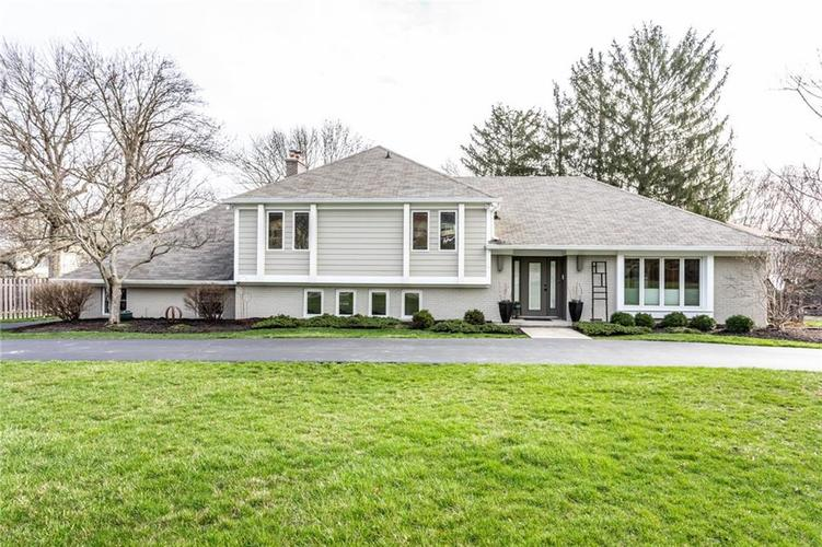 8069 Claridge Road Indianapolis, IN 46260 | MLS 21696899 | photo 1