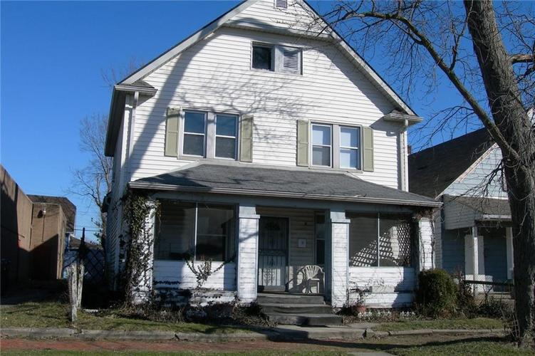 1821 N Arsenal Avenue Indianapolis IN 46218 | MLS 21696966 | photo 1