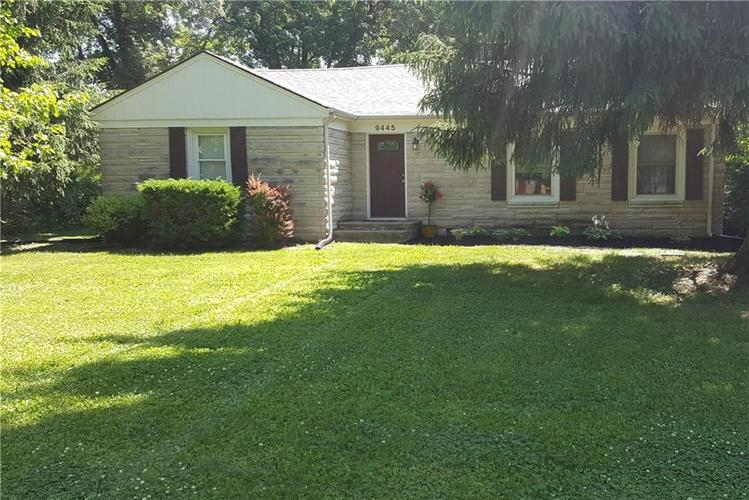 9445 Central Avenue Indianapolis IN 46240   MLS 21697039   photo 1