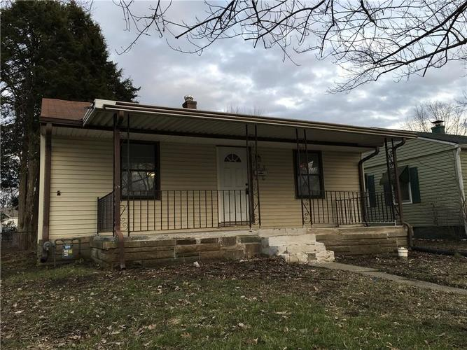 753 S Emerson Avenue Indianapolis IN 46203 | MLS 21697234 | photo 1