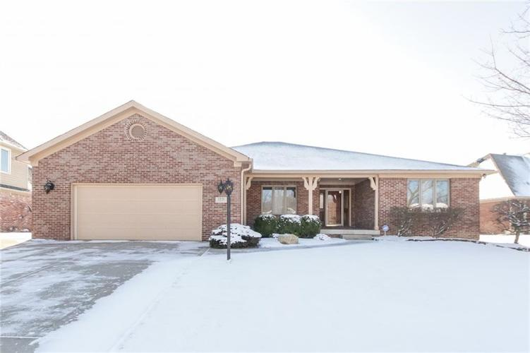 7231 Lakeside Woods Drive Indianapolis IN 46278 | MLS 21697374 | photo 1