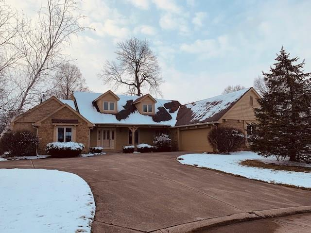 3812  Blue Grass Court Anderson, IN 46011 | MLS 21697377