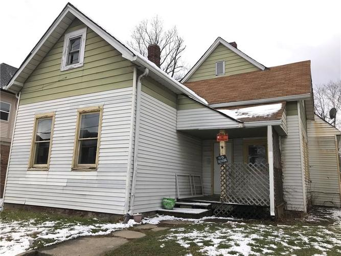 1614 S East Street Indianapolis IN 46225 | MLS 21697479 | photo 1