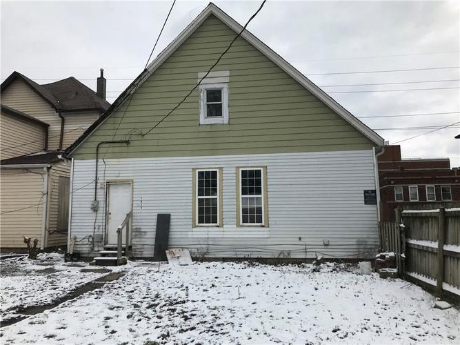 1614 S East Street Indianapolis IN 46225 | MLS 21697479 | photo 7