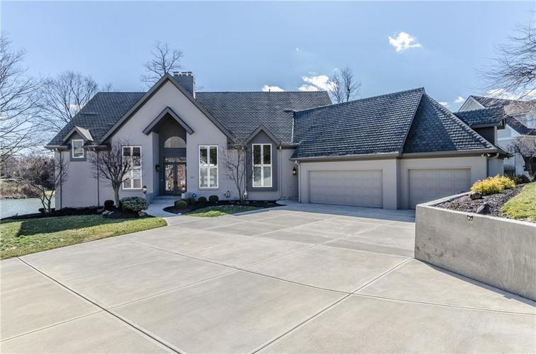 8717 Otter Cove Circle Indianapolis IN 46236 | MLS 21697493 | photo 1