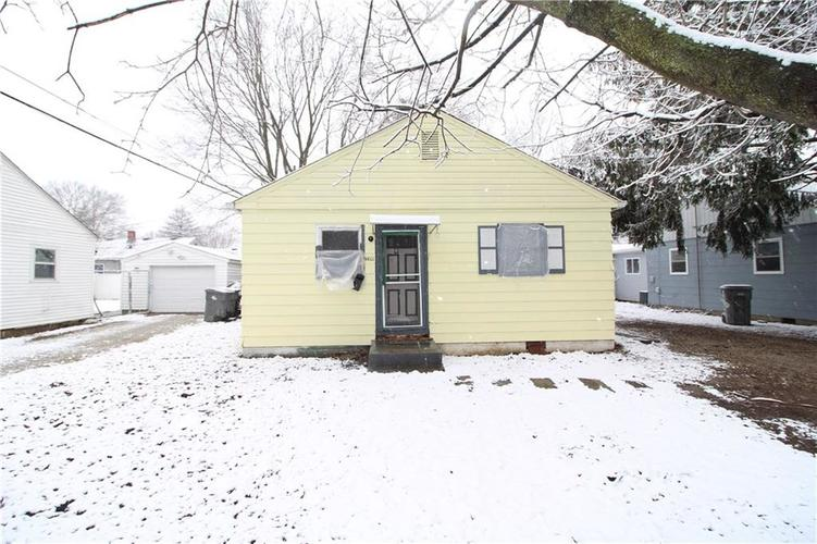 3306 W 22nd Street Indianapolis IN 46222 | MLS 21697534 | photo 1
