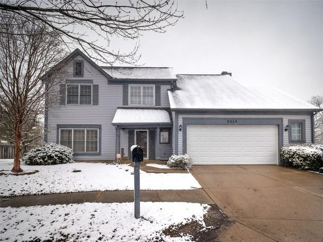 5032 Deer Creek Place Indianapolis IN 46254 | MLS 21697668 | photo 1