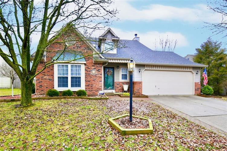 7540 Dry Branch Court Indianapolis IN 46236   MLS 21697801   photo 1