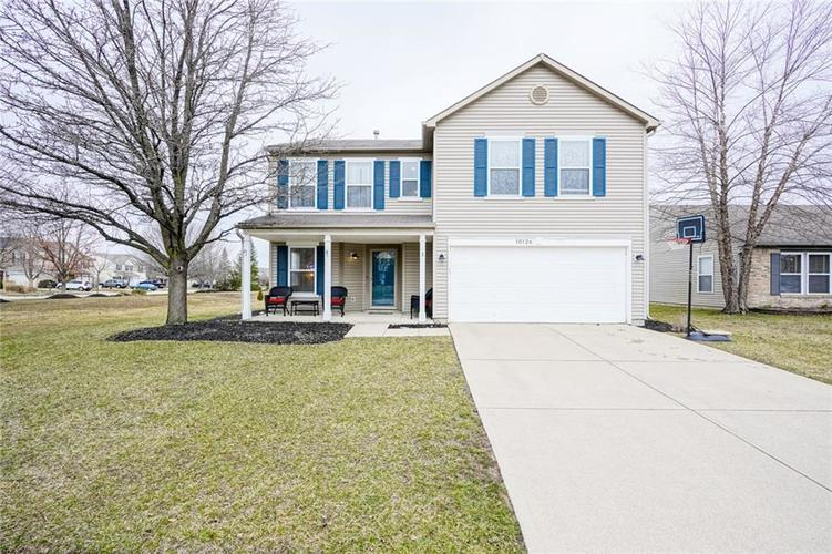 10126  APPLE BLOSSOM Circle Fishers, IN 46038 | MLS 21697805