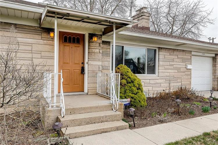 1021 N Bolton Avenue Indianapolis IN 46219 | MLS 21698114 | photo 1