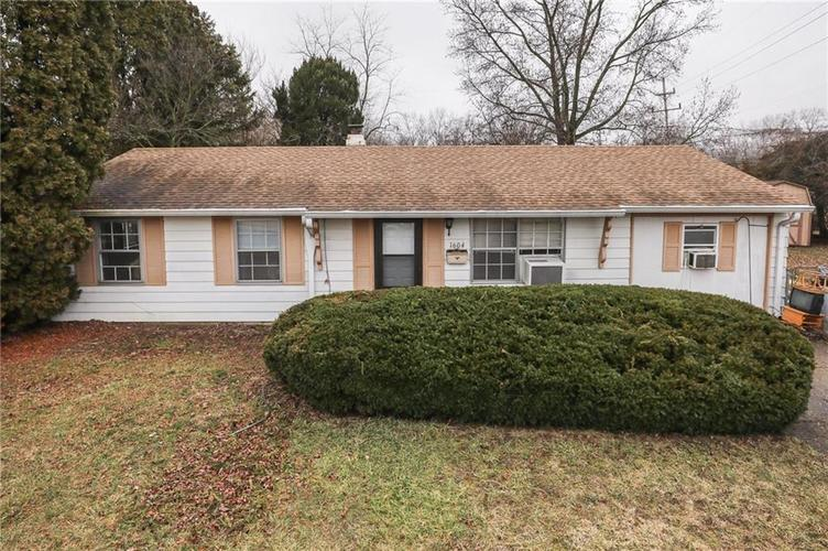 1604 Younce Street Franklin IN 46131   MLS 21698171   photo 1