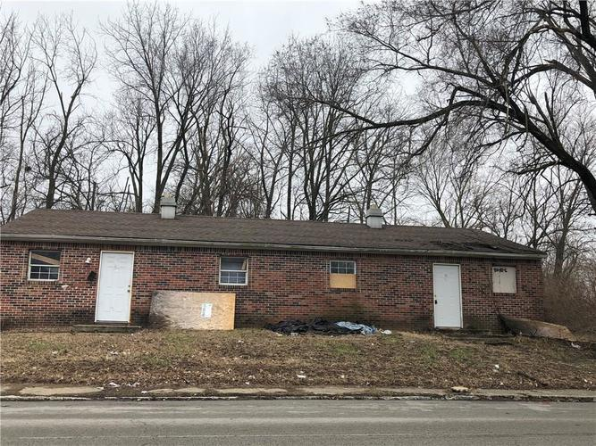1773 Roosevelt Avenue Indianapolis IN 46218 | MLS 21698182 | photo 1