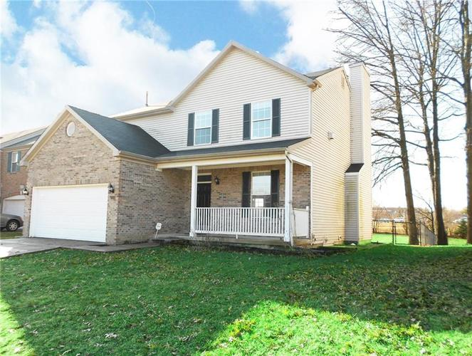7211 Rolling Hills Drive Indianapolis IN 46014 | MLS 21698200 | photo 1