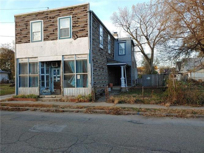 1620 W New York Street Indianapolis IN 46222 | MLS 21698226 | photo 1