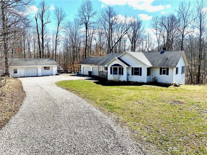 185 E Co Rd 800 N North Vernon IN 47265 | MLS 21698311 | photo 1