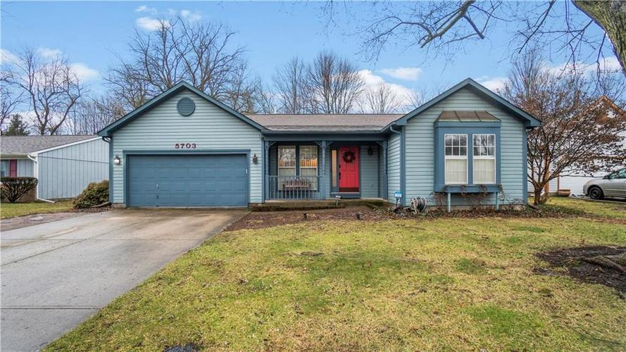 5703 Terrytown Parkway Indianapolis IN 46254 | MLS 21698439 | photo 1