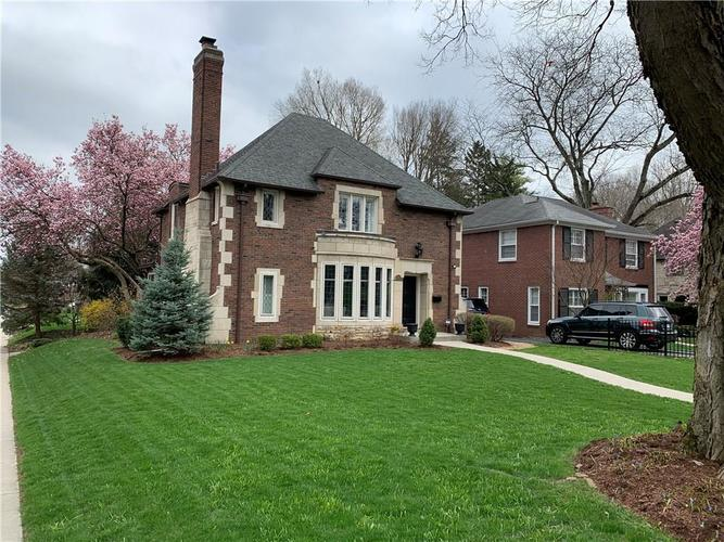 5551 N CENTRAL Avenue Indianapolis IN 46220 | MLS 21698483 | photo 1