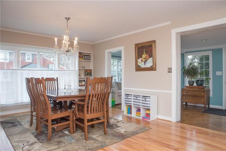 5551 N CENTRAL Avenue Indianapolis IN 46220 | MLS 21698483 | photo 11