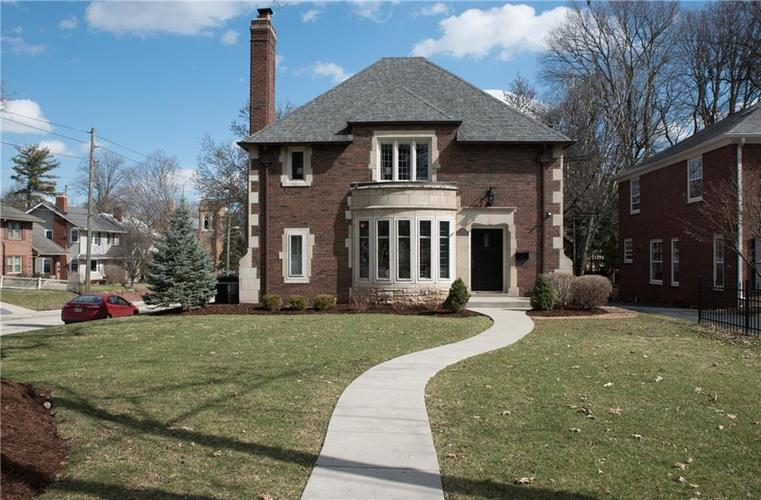 5551 N CENTRAL Avenue Indianapolis IN 46220 | MLS 21698483 | photo 4