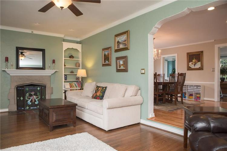 5551 N CENTRAL Avenue Indianapolis IN 46220 | MLS 21698483 | photo 8