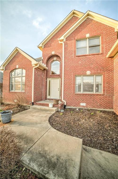 7946 Shady Woods Drive Indianapolis IN 46259   MLS 21698494   photo 2