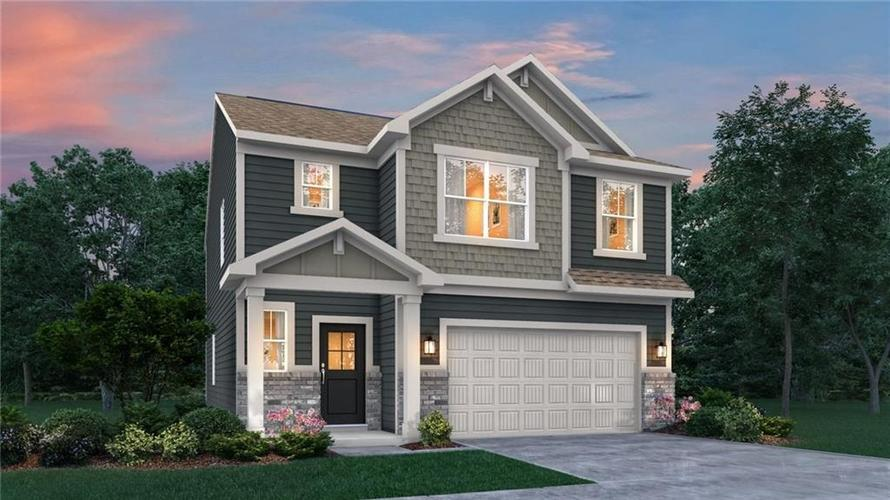 2935 Bannerbrook Drive Westfield IN 46074 | MLS 21698579 | photo 1