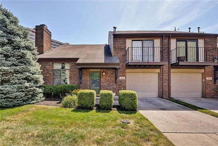 346 E ARCH Street Indianapolis IN 46202 | MLS 21698657 | photo 1