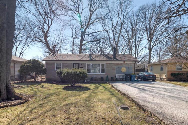 7419 E 48th Street Indianapolis IN 46226   MLS 21698716   photo 1