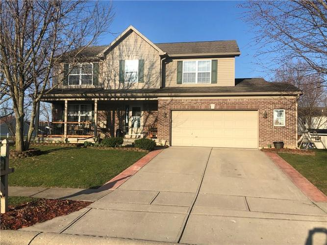 8604 Rapp Drive Indianapolis IN 46237 | MLS 21698770 | photo 1