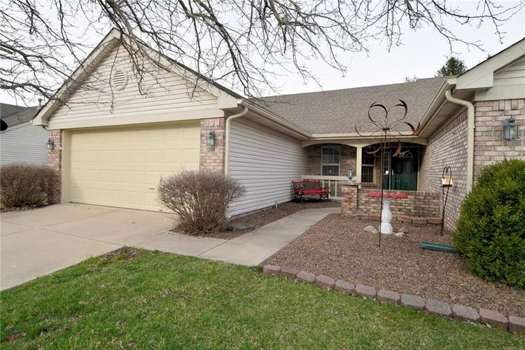 1208 Brittany Circle #A Brownsburg, IN 46112   MLS 21698799   photo 1