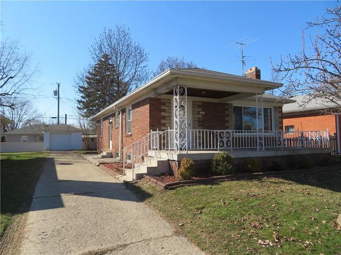 1520 N Downey Indianapolis IN 46219   MLS 21698881   photo 1