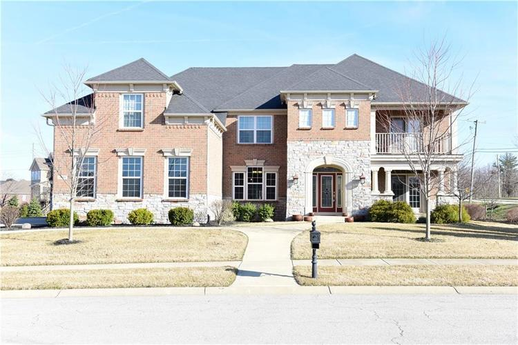 3646  Abney Highland Drive Zionsville, IN 46077 | MLS 21699073