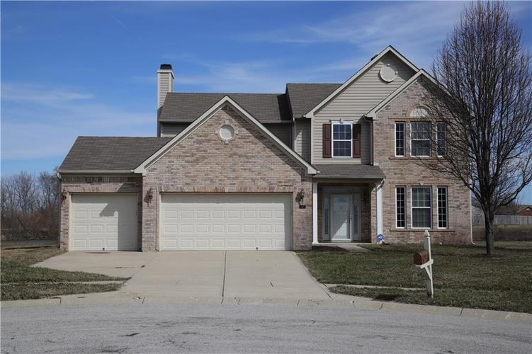 2431 COLE BRANCH Court Indianapolis IN 46239   MLS 21699086   photo 1