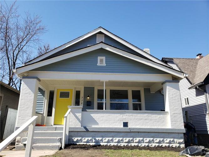 336 Eastern Avenue Indianapolis IN 46201 | MLS 21699123 | photo 1
