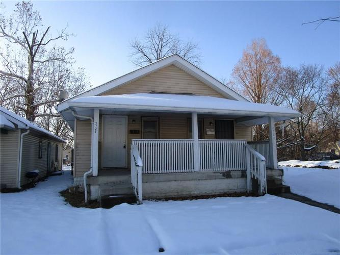 2720 N OLNEY Street Indianapolis IN 46218 | MLS 21699229 | photo 1