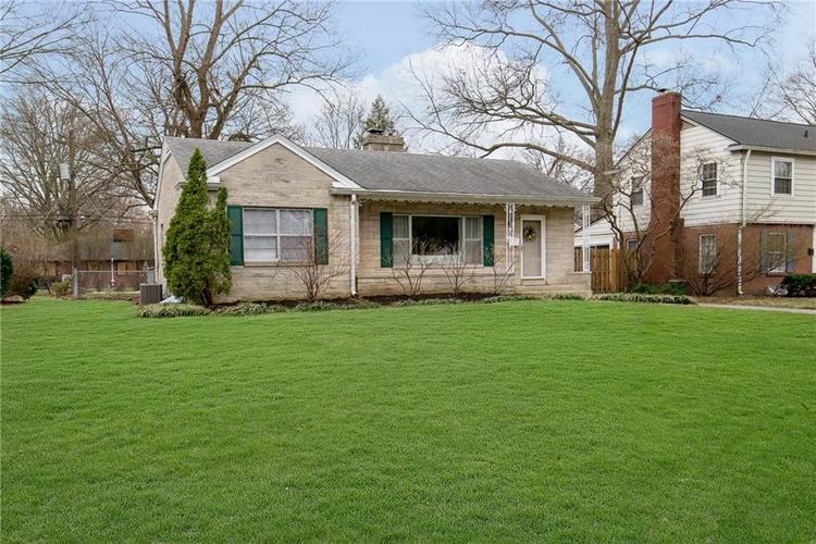 1155 IVY Lane Indianapolis, IN 46220   MLS 21699285   photo 2