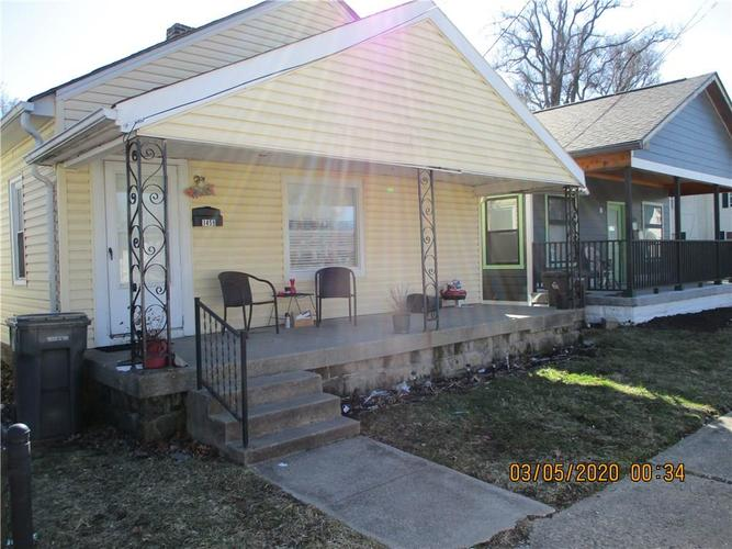 1459 E 24th Street Indianapolis IN 46218   MLS 21699385   photo 1