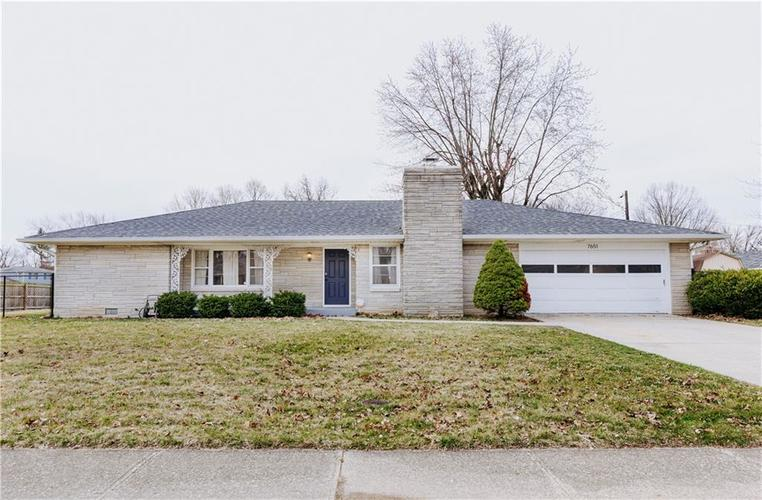 7651 LINDSAY Drive Indianapolis IN 46214 | MLS 21699424 | photo 1